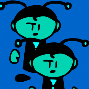 Alien Businessmen